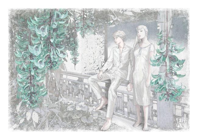 加納千賀子 01 「ゆらぎ・出会う」