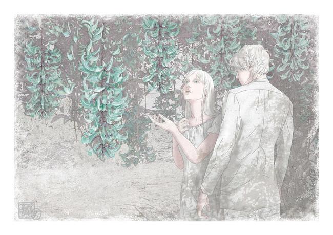 加納千賀子 02 「ゆらぎ・ふれる」