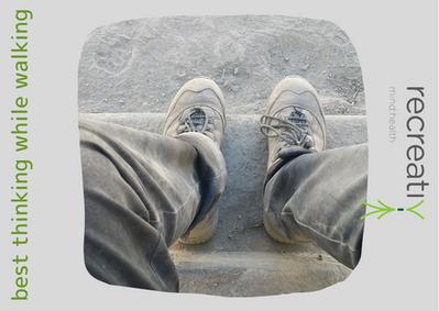 best thinking while walking