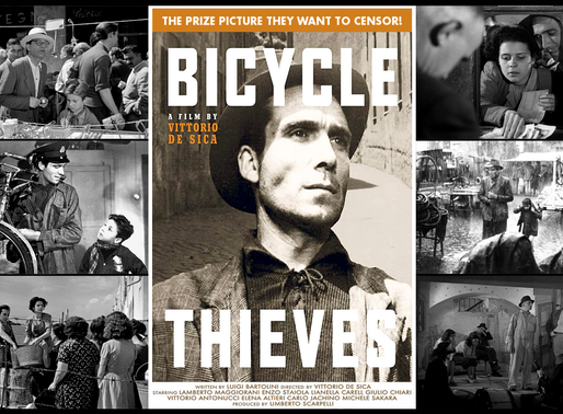 """""""Bicycle Thieves,"""" is a Human Analysis of Wants and Needs."""
