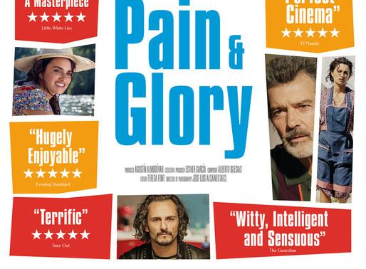 """Antonio Banderas Is Winning Big With """"Pain and Glory"""" Because of Pedro Almodóvar."""