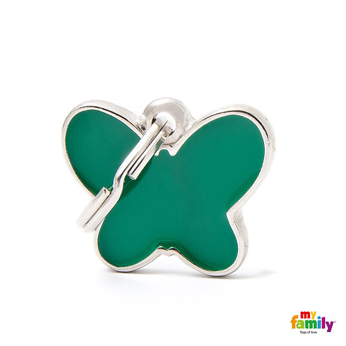 Green Butterfly               CH13GREEN