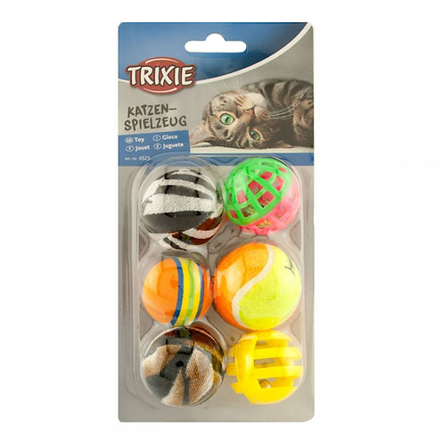 Toy Balls 6pcs