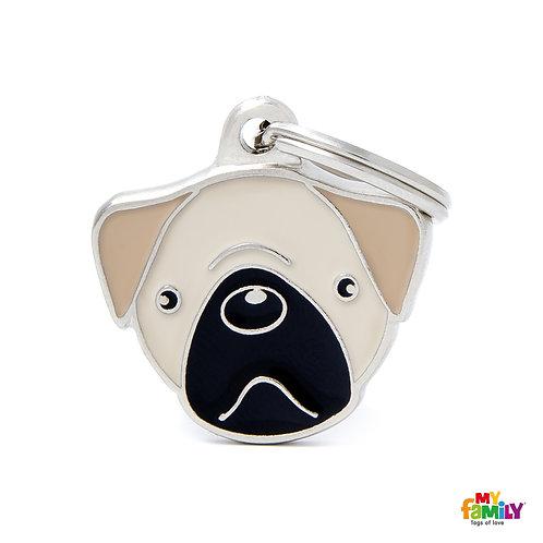 Pug        (CODE MF18)        (Friends Edition)