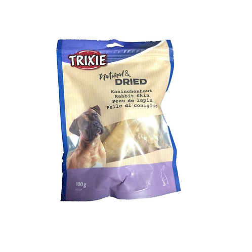 Trixie Natural and Dried Rabbit Skin