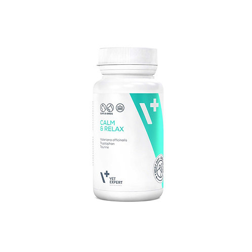 Сalm & Relax  helps to support  stress and anxiety (30 capsules)