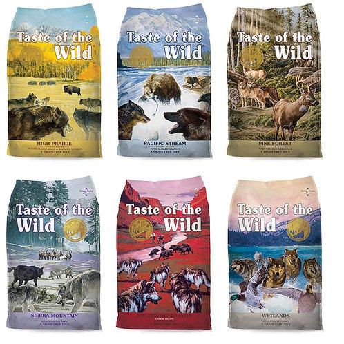 Taste of the Wild Dry (Adult)