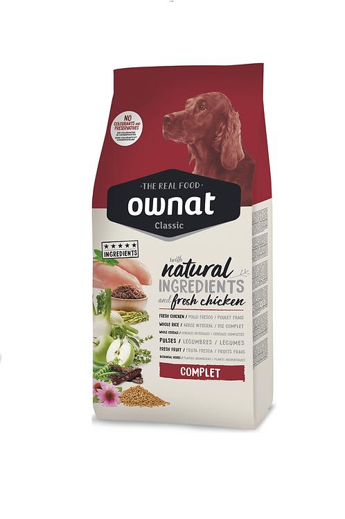 Ownat Complete    (Chicken)   4kg - 15kg