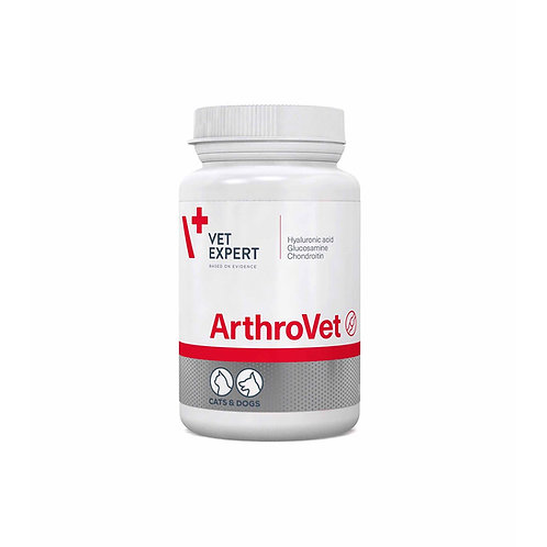 ArthroVet Supplement  Small breed and Cats cartilage and joint (60 Tablets)