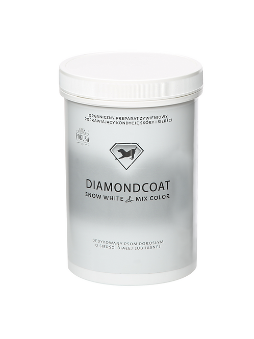 Diamond Coat Snow White & Mix Color