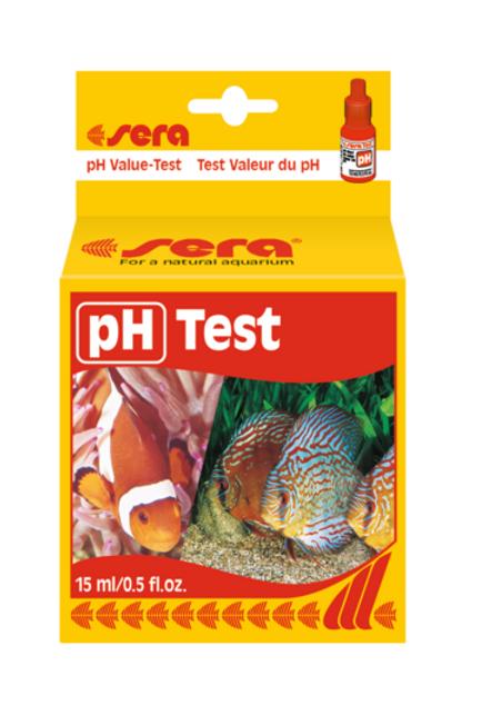 Sera -pH Water Test - 15ml/0.5 fl. oz.