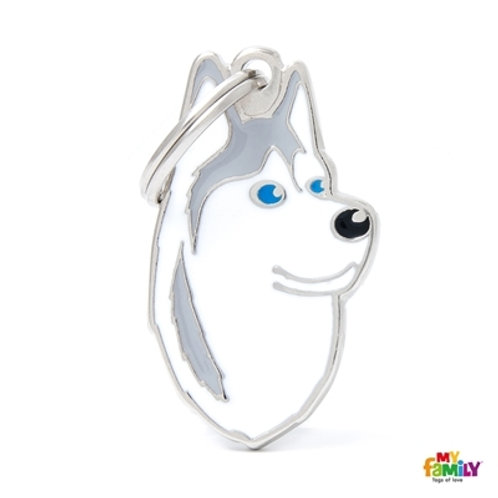 Siberian Husky        (CODE MF13)        (Friends Edition)