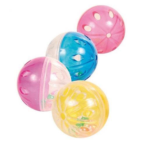 Rattling Balls 4pcs