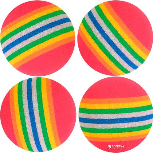 Rainbow Balls 4pcs
