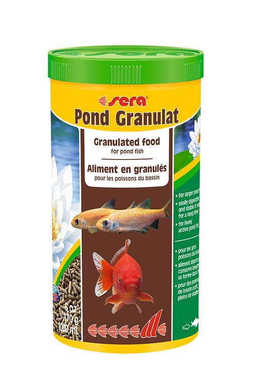 Sera Pond Granulat   (170g)