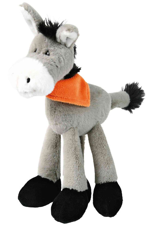 TRIXIE Donkey Dog Toy, Plush Toy