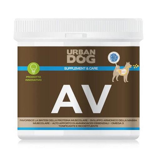 Urban Dog Supplement & Care AV