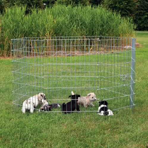 Trixie Puppy Run Playpen   size   61x91 (8pcs)