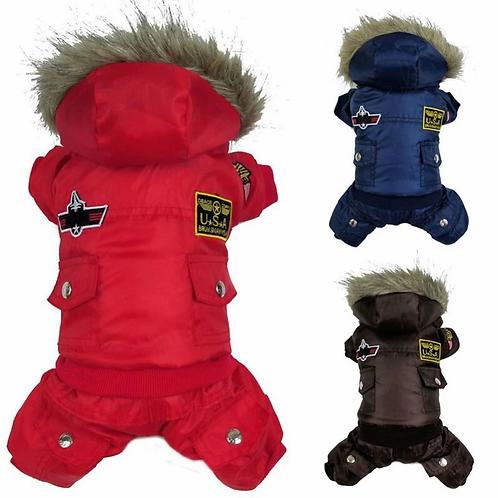 TopGun USA Winter Jackets