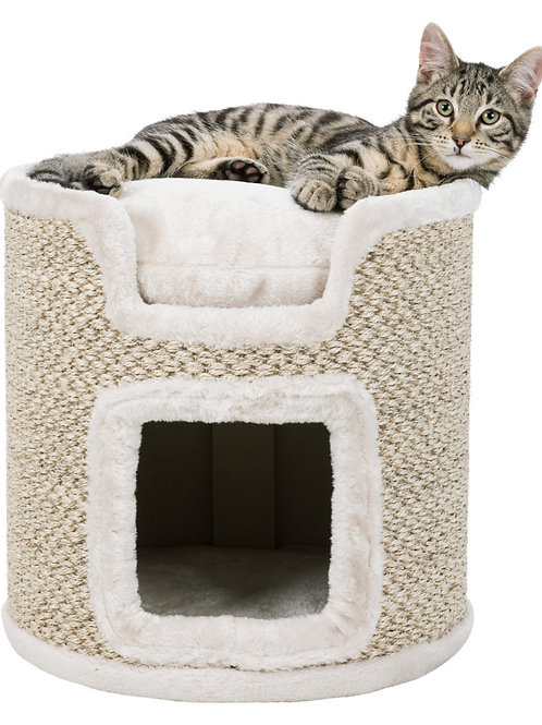 TRIXIE Cat Tower Ria for Cats, Cat Furniture