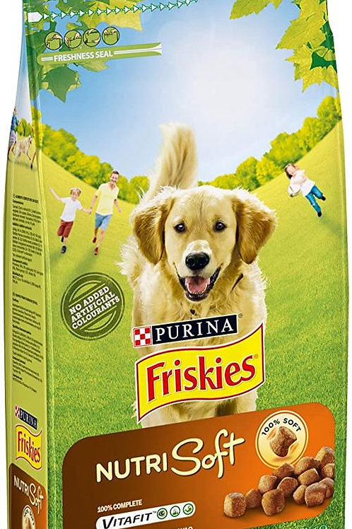 Friskies Nutri-Soft - Chicken - 1.5kgs