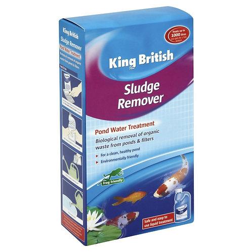 King British Sludge Remover for ponds