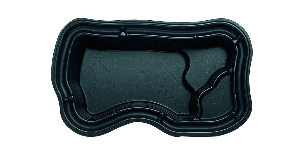 Pvc Hard Pond Black   250 x 150cm (1000L)