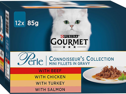 Purina Gourmet Connoisseurs Collection (in Gravy)