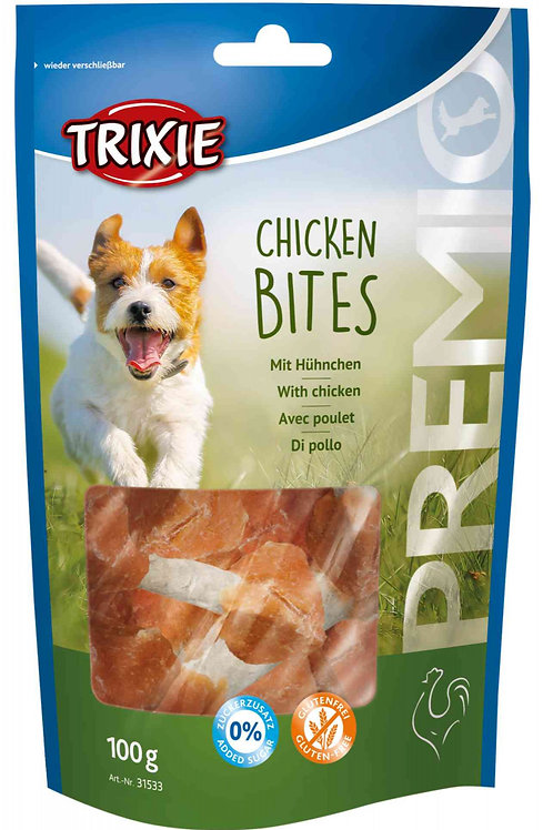 Trixie Chicken Bites