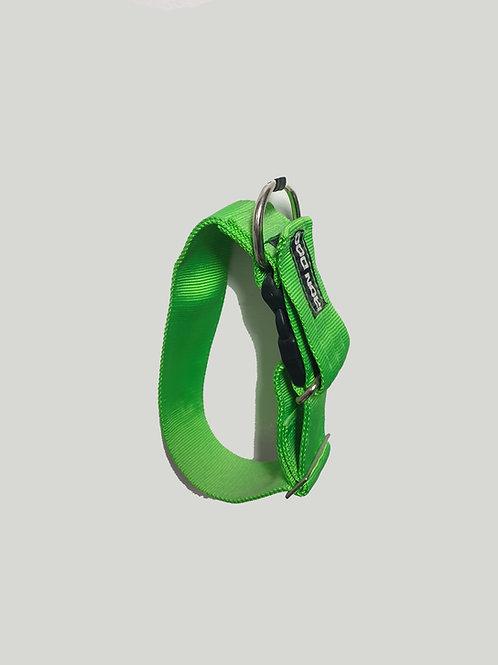 Iron Dog - Dog Collar 70cm - (Approx) - Green