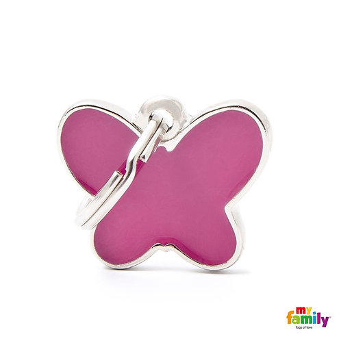 Pink BUTTERFLY              CH13PINK