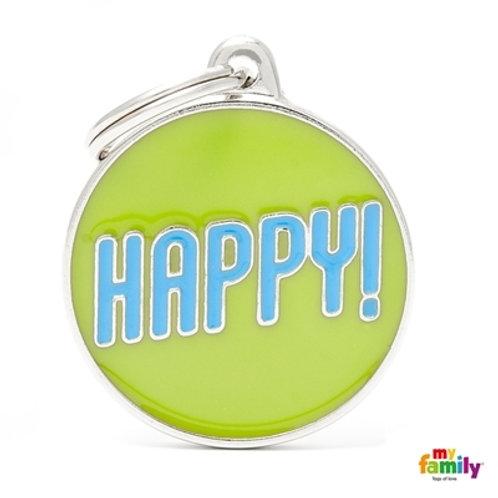 Happy    CH17HAPPY
