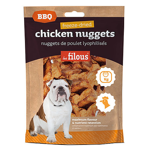 Les Filous BBQ Chicken Nuggets