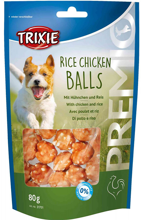 Trixie Rice Chicken Balls