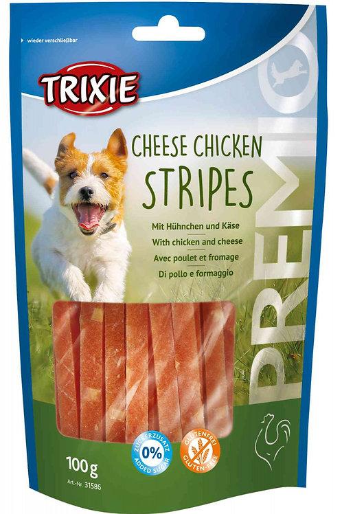 Trixie Cheese Chicken Stripes