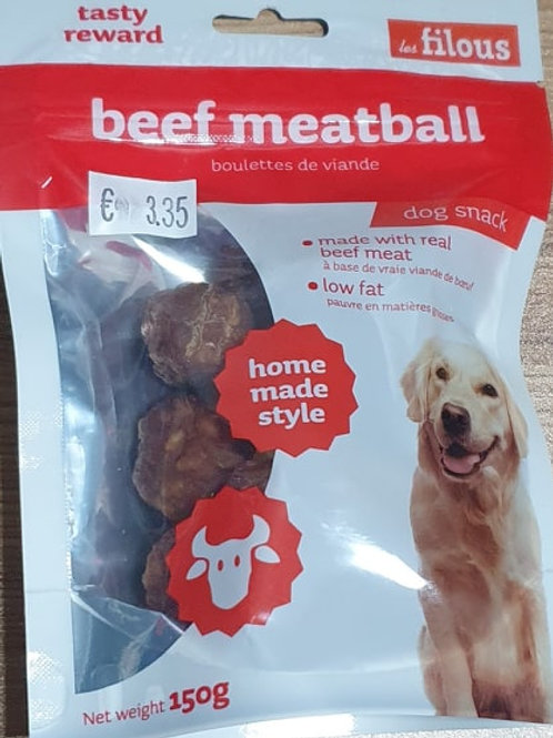 Les Filous Beef Meatball