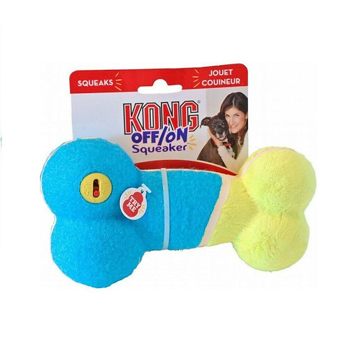 Kong Off/On  Squeaker        Size Large 20cm
