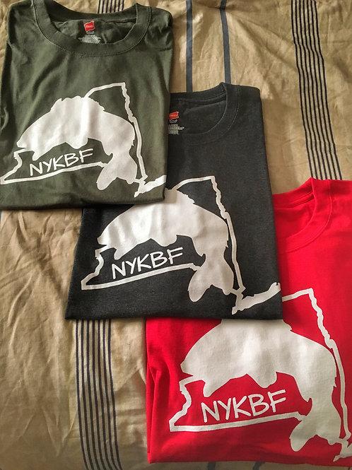 NYKBF T-shirt cotton