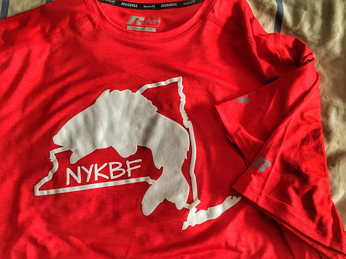 NYKBF Athletic T-shirt