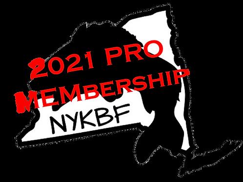 2021 PRO NYKBF Membership