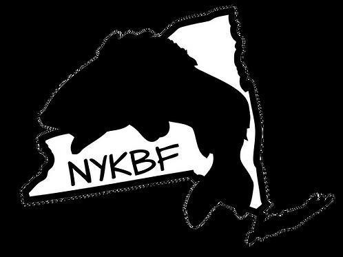 NYKBF Vinyl Sticker