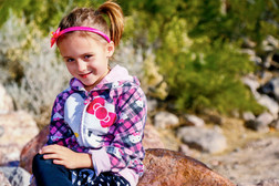 las vegas child portrait photography