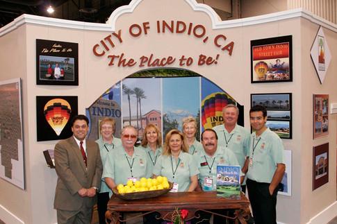 convention staff photograph