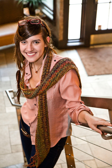 senior portrait photo