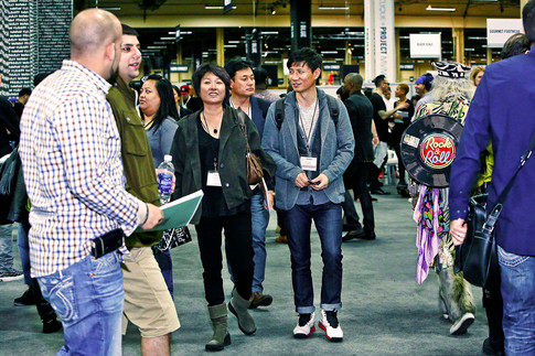 magic convention las vegas photo