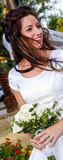 las vegas bride photographer