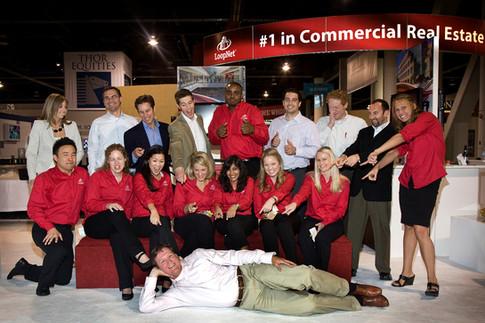 convention staff photo