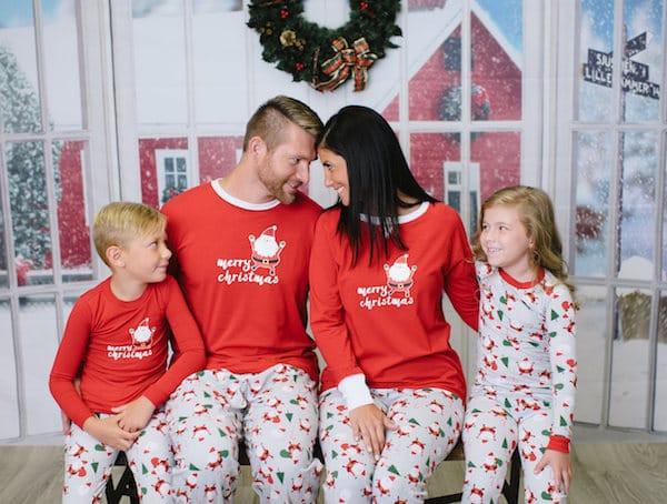 family christmas photographer