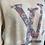 Thumbnail: Designer Inspired Bleached Sweatshirt