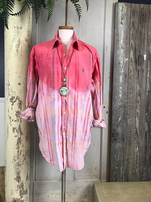 Large Bleached Shirt